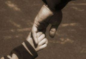 Hold my hand the story of my father
